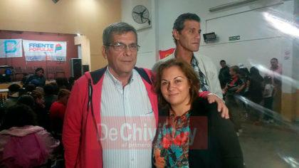 """Juan Carlos Alderete: El líder de la CCC criticó en Chivilcoy a García De Luca """"él es de acá debe intervenir"""""""