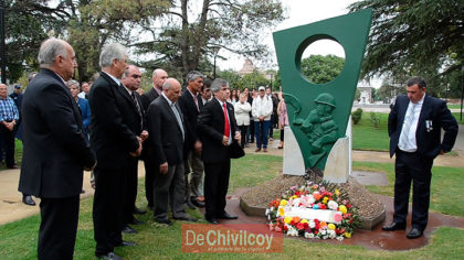 [VIDEO] Veteranos y Caídos en la Guerra de Malvinas fueron homenajeados en su día