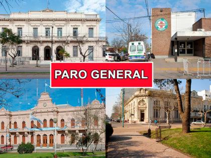 Paro General: Se prevé una importante adhesión en Chivilcoy