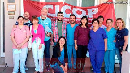Publicación pedida: CICOP repudia la represión a los docentes en Plaza Congreso