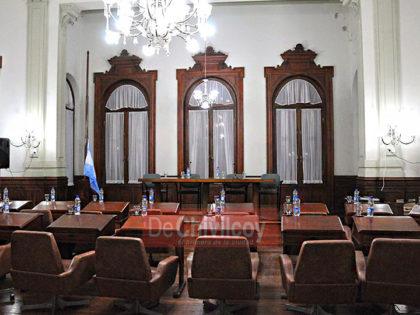 Concejo Deliberante: Este lunes a las 12hs se se dará inicio las sesiones ordinarias