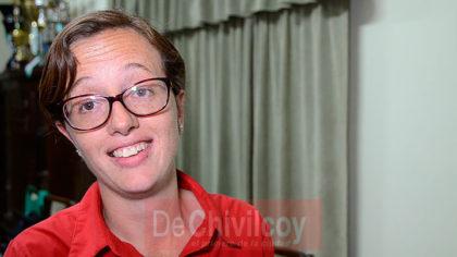 [VIDEO] Natalia Giorgetti, flamante Subsecretaria de Desarrollo Social
