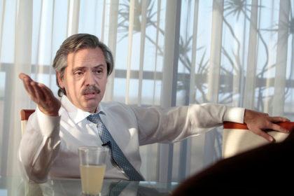 Alberto Fernández confirmó que Randazzo va a las Paso y dijo que le puede ganar a Cristina