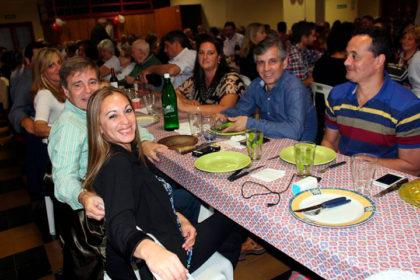 El Club Social y Deportivo Ayarza celebró su 90° aniversario