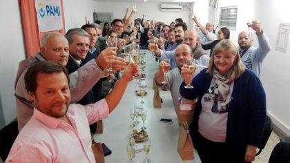 PAMI Chivilcoy: Brindis para conmemorar el 1 de Mayo