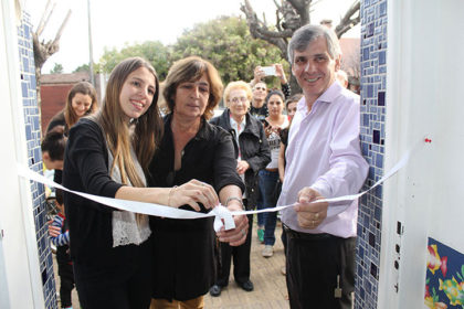 """Se inauguró la Guardería """"Didáctica Travesura con la presencia del intendente"""