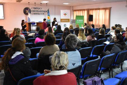 Se realizó un seminario sobre Aulas Inclusivas