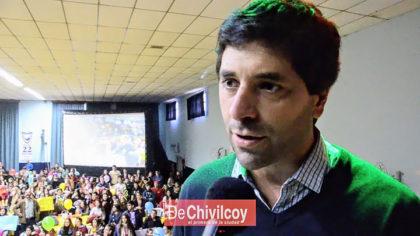 """García De Luca: """"Hay que dejar de lado victimizarse para justificar lo malos que son en la gestión"""""""