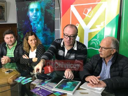 Se presentará un libro de fotografías de Rubén Osvaldo Lago en el Pompeo Boggio [VIDEO]