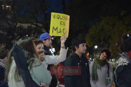 Reclamo Docente: Una multitud acompañó en la marcha realizada en Chivilcoy