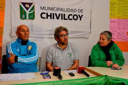 Chivilcoy participará del Torneo metropolitano de Tejo