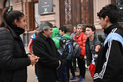 Torneos Bonaerenses: Etapa regional de atletismo