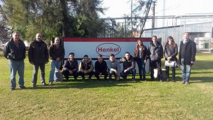 La empresa Henkel implementó un proyecto galardonado de alumnos de la Escuela Técnica de Chivilcoy