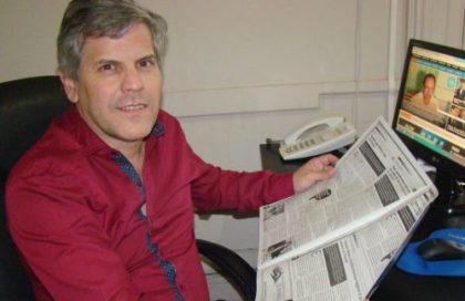 """Fabio Britos: """"El gobierno nacional ha discriminado sistemáticamente a Chivilcoy"""""""