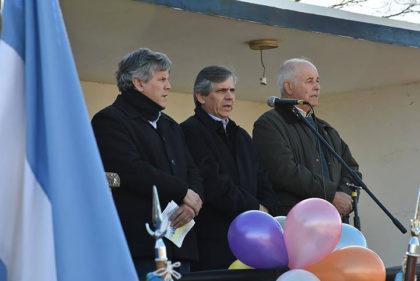 San Sebastián celebró su 108º aniversario