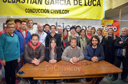Cambiemos Chivilcoy presentó su lista de pre candidatos legislativos