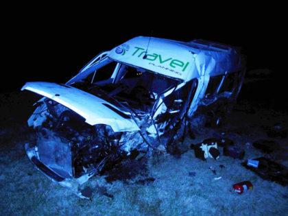 Esta Madrugada: Un muerto en accidente a la altura de Suipacha