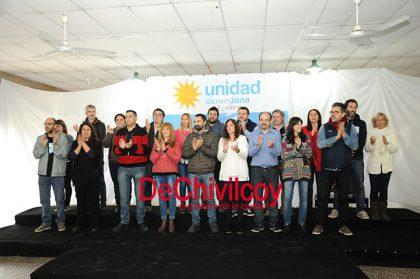 Unidad Ciudadana: Presentó en la Bancaria su lista local para las PASO 2017
