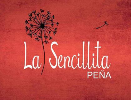 """Peña """"La sencillita"""" en La Ronda Cultural: Los López Heredia, Pocho León y Stella Maris Almeira"""