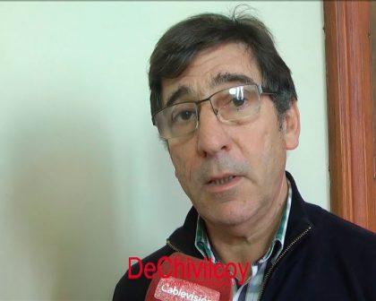 """Alfredo De Lillo: """"Somos la lista del Intendente Britos, de la gestión municipal"""""""