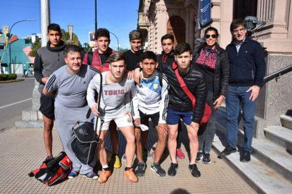 El Futsal chivilcoyano sigue en carrera