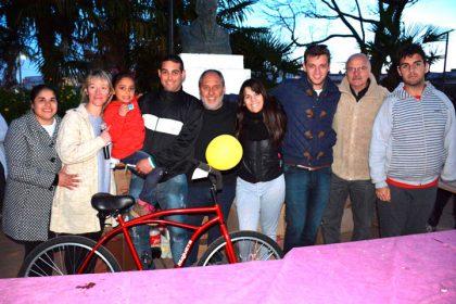 La Municipalidad celebró el Día del Niño en Moquehuá