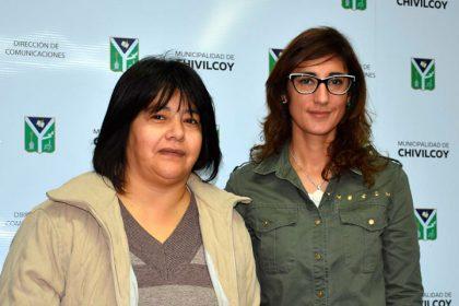 La vicepresidenta del Consejo Municipal de Discapacidad participó en la elaboración Ley de Apoyos para las personas con Discapacidad