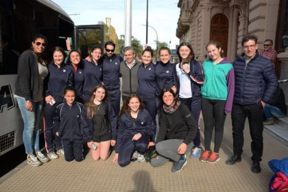 El Sub 13 de vóley femenino clasificó para Mar del Plata