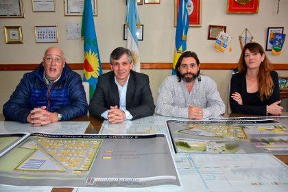 Se presentó el proyecto para el nuevo Parque Industrial