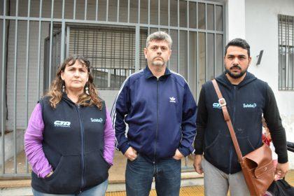 SUTEBA: Fuertes críticas por la visita de Bullrich a la secundaria N°8