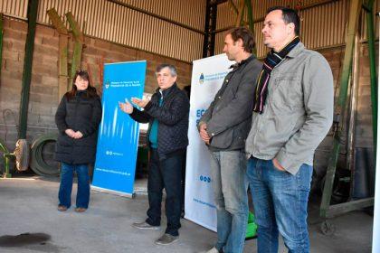 El Intendente participó de una Jornada de Capacitación para cooperativistas de nuestra ciudad