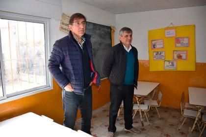 Finalizaron las obras del Centro Educativo Complementario 801