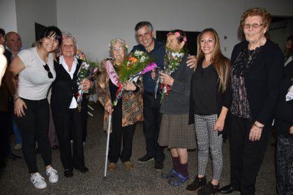 Se festejó el Día del Jubilado en Moquehuá