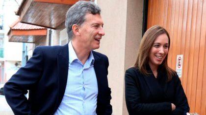Macri y Vidal anunciaron aumento para asignaciones familiares y jubilaciones