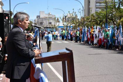 Acto Oficial por el 163º Aniversario de Chivilcoy