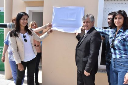 Se inauguró el nuevo edificio del Hogar de Abrigo municipal para Adolescentes