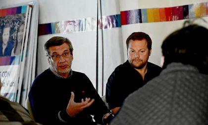 José Ferro se reunió en Chivilcoy con el Diputado Nacional Sergio Buil