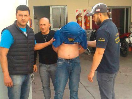 Dos detenidos en un allanamiento por robo calificado