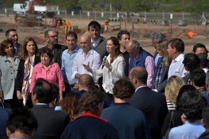 """Vidal: Las elecciones de ayer """"simbolizan que necesitamos estar más juntos, que trabajar en equipo logra puentes"""""""