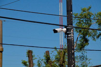 Secretaría de Seguridad: Incorporación de cámaras lectoras de patentes