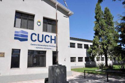 El CUCH presenta las carreras del ciclo lectivo 2018