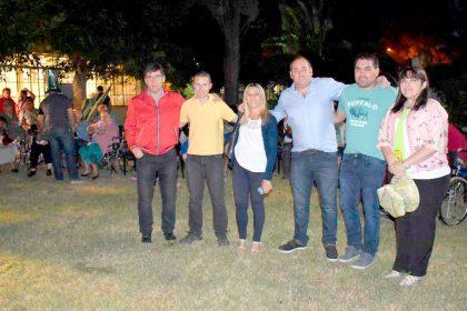 El Hogar San José realizó su festejo de fin de año