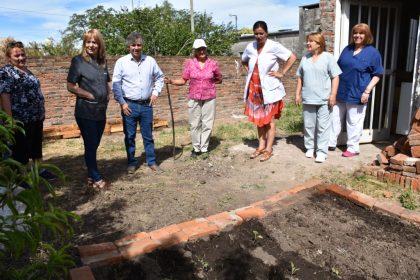 El intendente Guillermo Britos visitó el CAPS San José