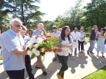 Acto Homenaje por el 172° Aniversario de la creación del Partido de Chivilcoy