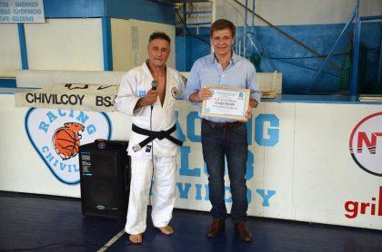 Se desarrolla el último Campo de Entrenamiento de Judo de veteranos