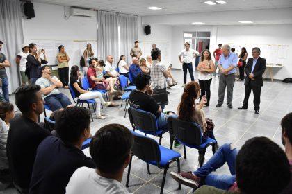 Se desarrolló una muestra anual de los alumnos en Construcciones, Diseño Industrial e Indumentaria y Textil