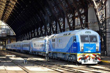 Línea Sarmiento: Ramal Moreno-Mercedes y Ramal Once-Chivilcoy circulan con total normalidad