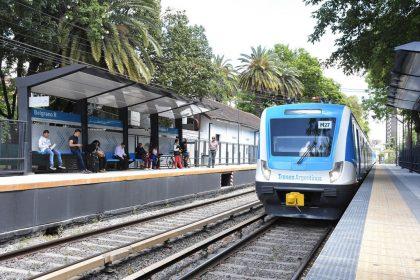 El tren a Chivilcoy adelanta su partida por el feriado