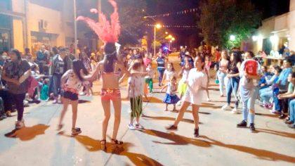 Comenzaron los Carnavales 2018 en Moquehuá