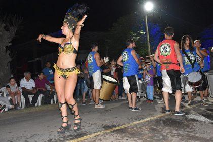 Noche de Carnaval en Benítez